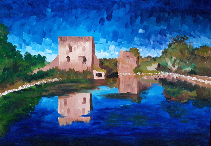 Borghetto Italy by Sinead Wyse