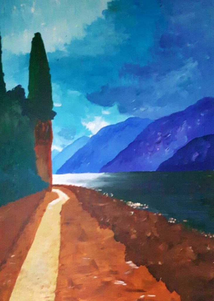 Lake Garda Italy by Sinead Wyse