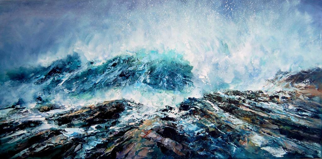 Sea Fever, John Masefield by Brenda Malley