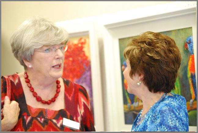 Greystones Art Group Exhibition Photo's