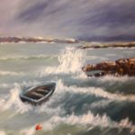 Drusilla Cleary Artist Greystones Art Group
